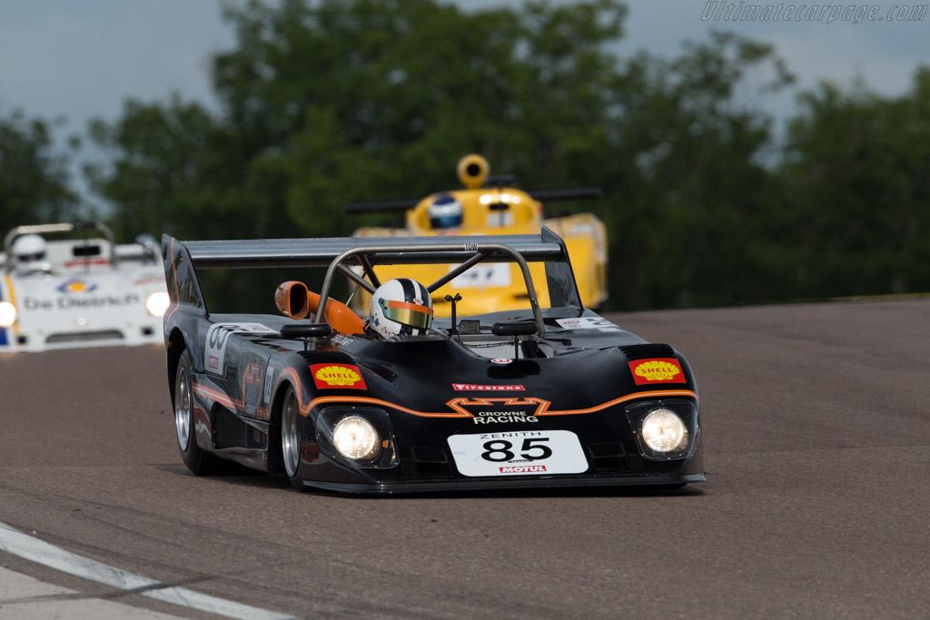 Lola T292 - Chassis: HU55 - Driver: Tony Sinclair  - 2016 Grand Prix de l'Age d'Or