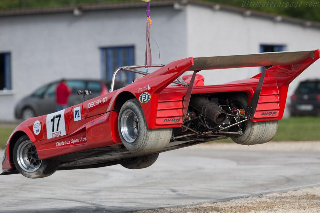 Lola T298 - Chassis: HU97 - Driver: Patrice Lafargue  - 2016 Grand Prix de l'Age d'Or