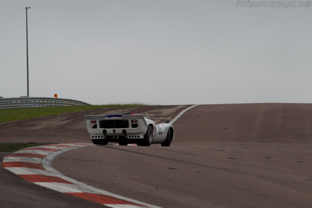 Lola T70 Mk3b - Chassis: SL76/141 - Driver: Grant Tromans / Richard Meaden  - 2016 Grand Prix de l'Age d'Or