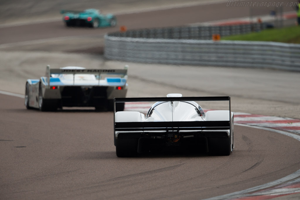 Lola T92/10 Judd - Chassis: HU03 - Driver: Nathan Kinch - 2016 Grand Prix de l'Age d'Or