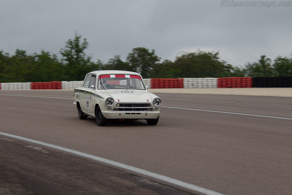Lotus Cortina - Chassis: Z75C066277M - Driver: Alan Letts / Geoffrey Letts  - 2016 Grand Prix de l'Age d'Or