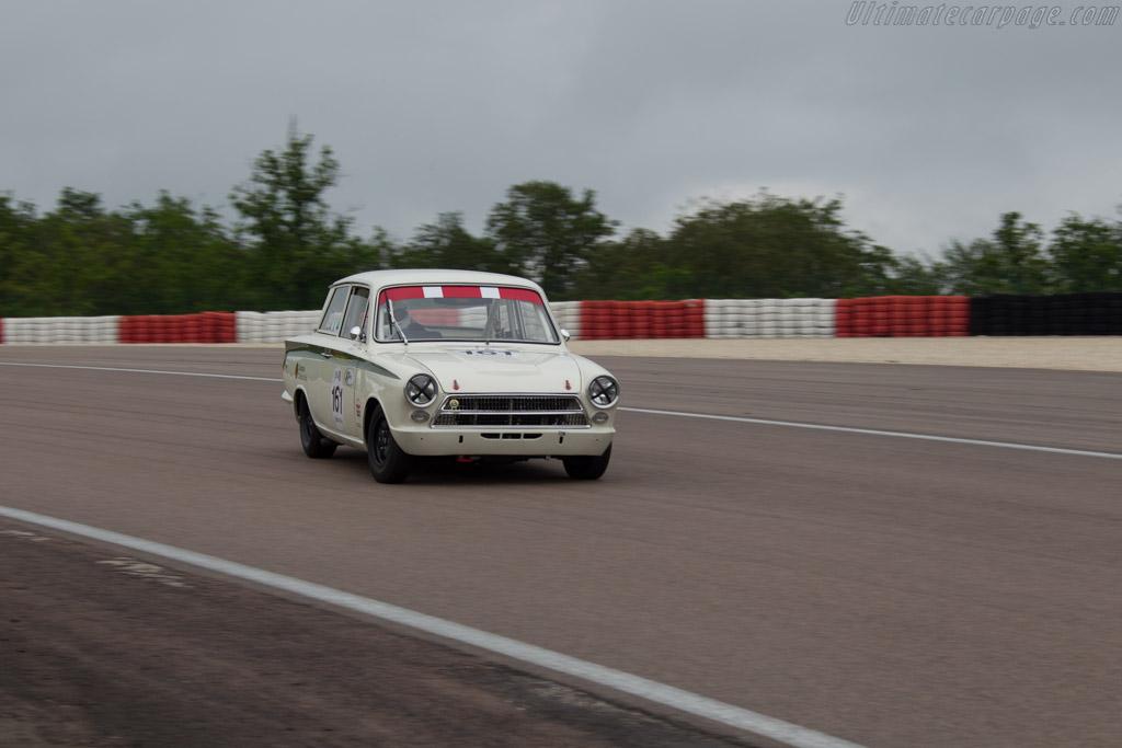 Lotus Cortina - Chassis: Z75C066277M - Driver: Alan Letts / Geoffrey Letts  - 2016 Grand Prix de l'Age d'Or