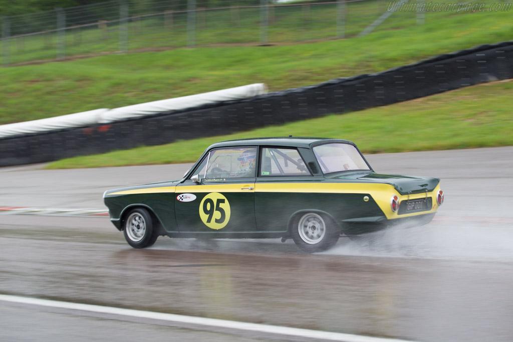 Lotus Cortina - Chassis: BA77EK76773 - Driver: Thierry de Latre du Bosqueau  - 2016 Grand Prix de l'Age d'Or