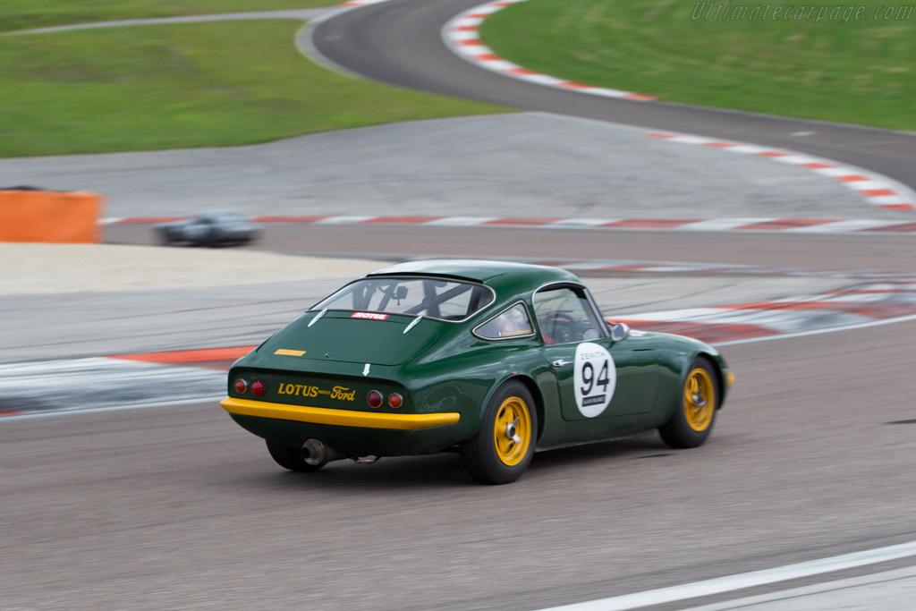 Lotus Elan 26R Shapecraft - Chassis: 26R-20 - Driver: Georges Verquin  - 2016 Grand Prix de l'Age d'Or