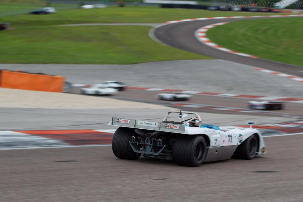 McLaren M8C - Chassis: 70-01 - Driver: Marc Devis  - 2016 Grand Prix de l'Age d'Or