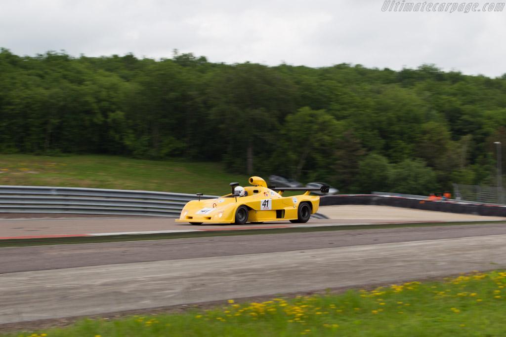 Osella PA5 - Chassis: 052 - Driver: Roberto Turriziani / Stafano di Fulvio  - 2016 Grand Prix de l'Age d'Or