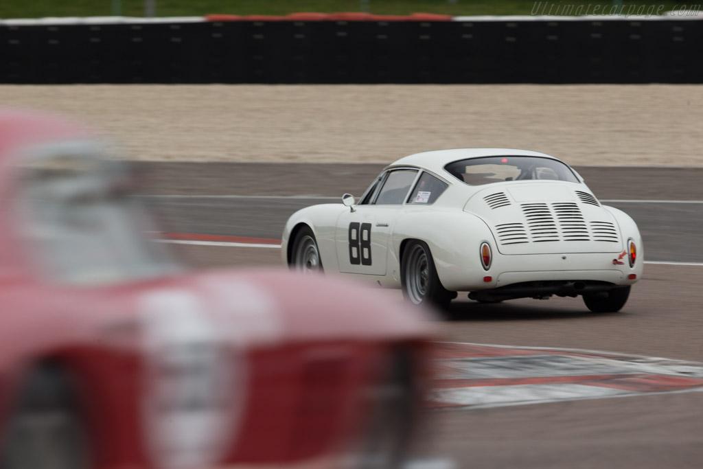 Porsche 356 GTL - Chassis: 1007 - Driver: Frank Stippler  - 2016 Grand Prix de l'Age d'Or