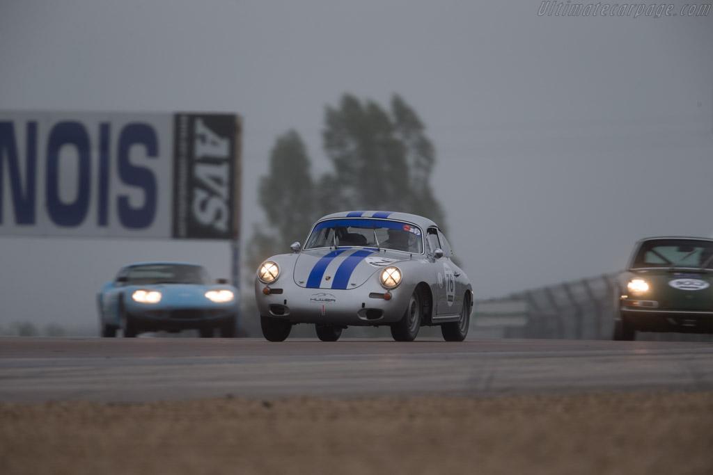 Porsche 356C  - Driver: Nicolas Doquin / Gilles Rivoallon  - 2016 Grand Prix de l'Age d'Or