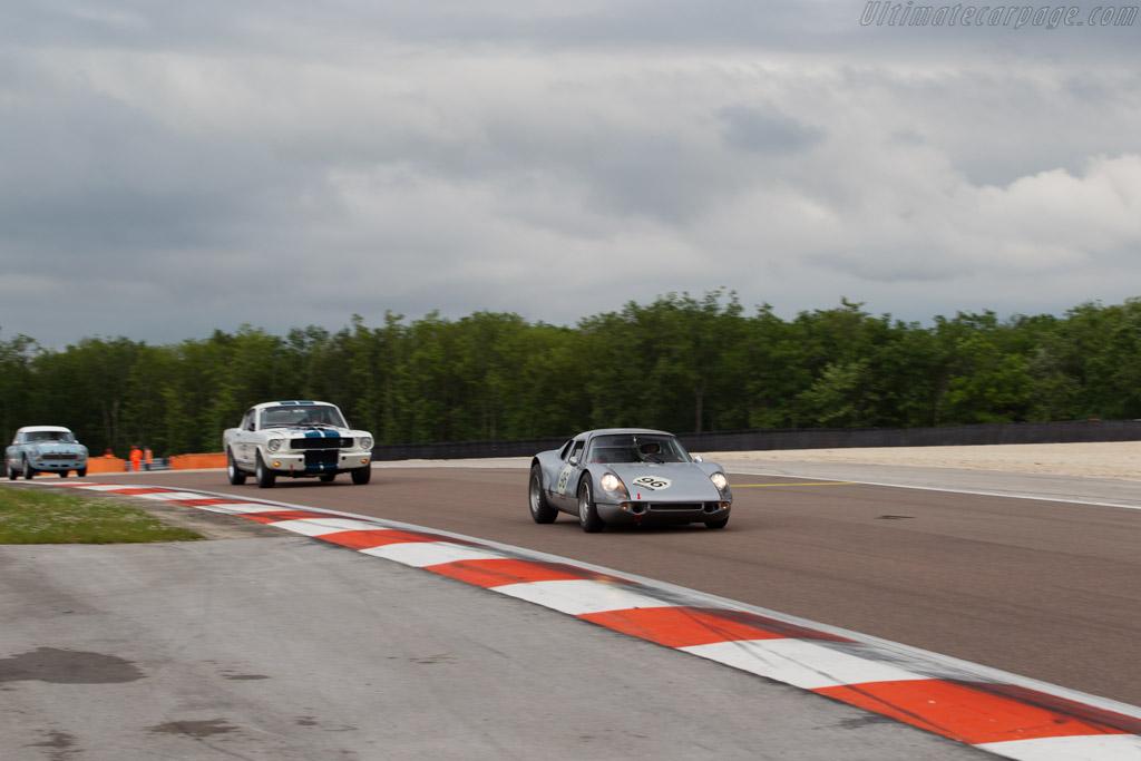 Porsche 904/6 - Chassis: 906-002 - Driver: Carlo Vogele  - 2016 Grand Prix de l'Age d'Or