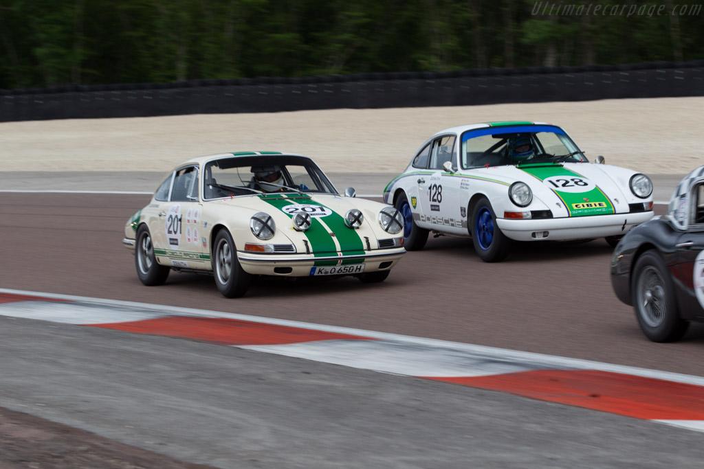 Porsche 911 - Chassis: 301003 - Driver: Gaby von Oppenheim / Andreas Middendorf  - 2016 Grand Prix de l'Age d'Or