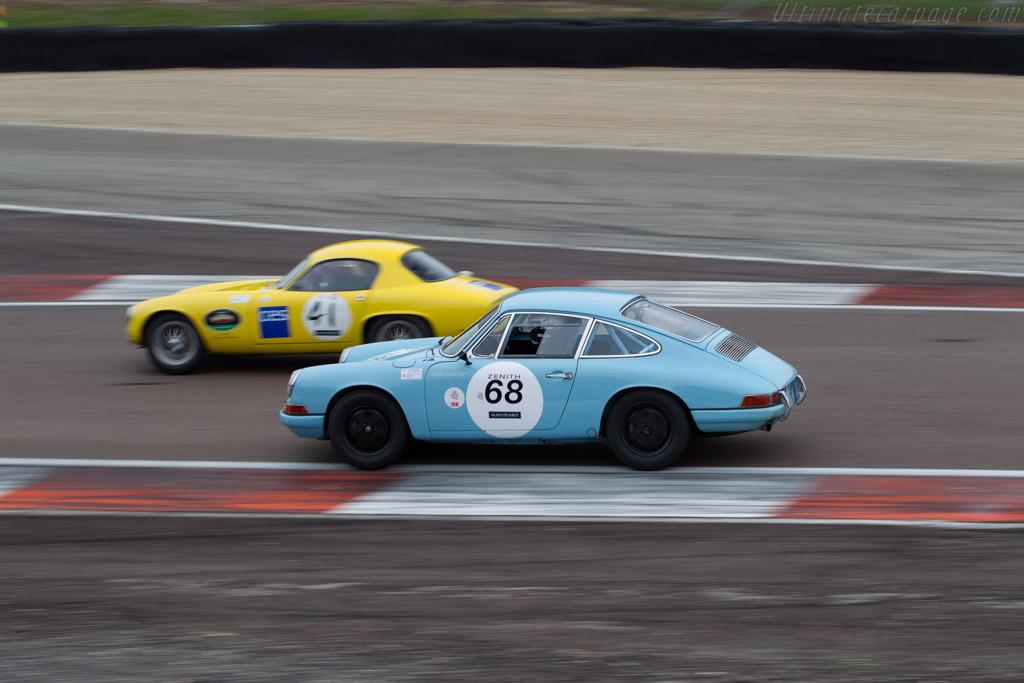 Porsche 911 - Chassis: 303498 - Driver: Michiel van Duijvendijk / Pascal Pandelaar  - 2016 Grand Prix de l'Age d'Or