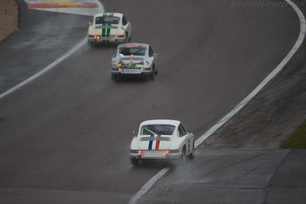 Porsche 911 - Chassis: 301085 - Driver: David Huxley / Nigel Greensall  - 2016 Grand Prix de l'Age d'Or