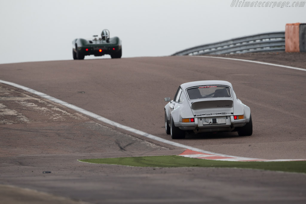 Porsche 911 Carrera RSR 2.8 - Chassis: 911 230 0904 - Driver: Sebastien Eberhard / Jean-Maurice Rey  - 2016 Grand Prix de l'Age d'Or