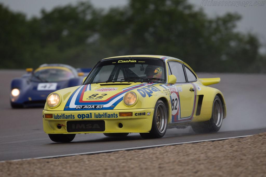 Porsche 911 Carrera RSR 3.0 - Chassis: 911 460 9059 - Driver: Raymond Narac / Michel Lecourt  - 2016 Grand Prix de l'Age d'Or