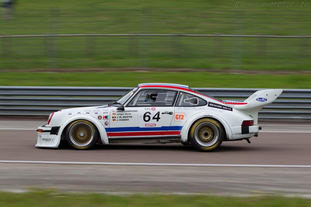 Porsche 934/5 - Chassis: 930 670 0645 - Driver: Hans-Joerg Huebner / Jurgen Barth  - 2016 Grand Prix de l'Age d'Or