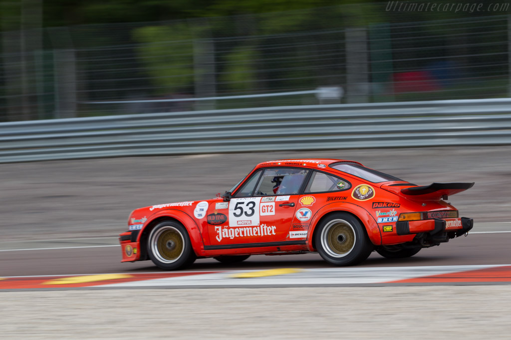 Porsche 934 - Chassis: 930 670 0168 - Driver: Maurizio Fratti / Andrea Cabianca  - 2016 Grand Prix de l'Age d'Or