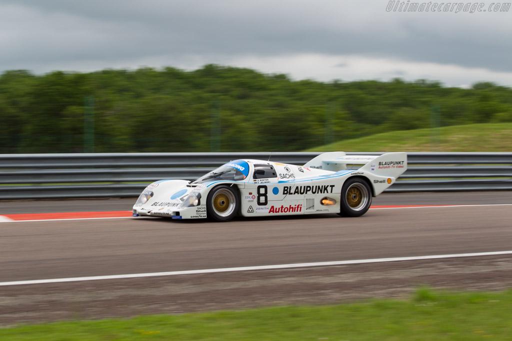 Porsche 962C - Chassis: 962-116 - Driver: George Nakas  - 2016 Grand Prix de l'Age d'Or