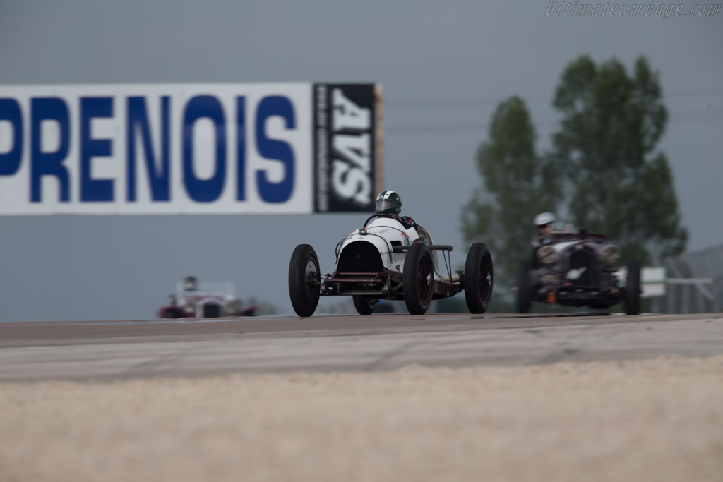 Riley-Dobbs Special  - Driver: Thierry Chanoine  - 2016 Grand Prix de l'Age d'Or
