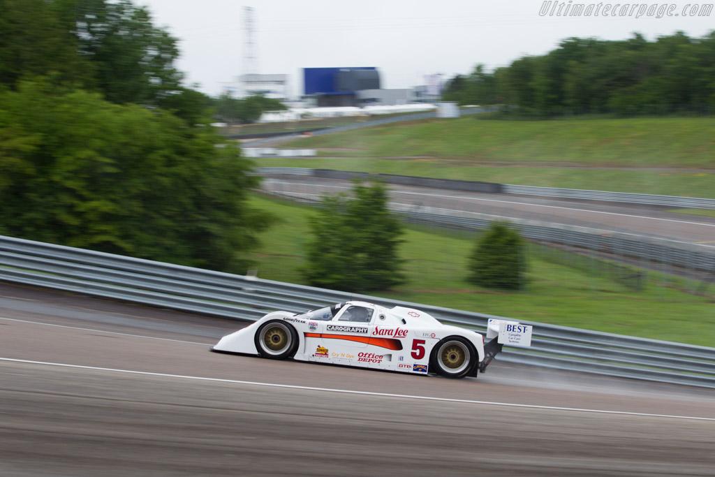 Spice SE90P - Chassis: SE90P-013 - Driver: Steve Tandy  - 2016 Grand Prix de l'Age d'Or