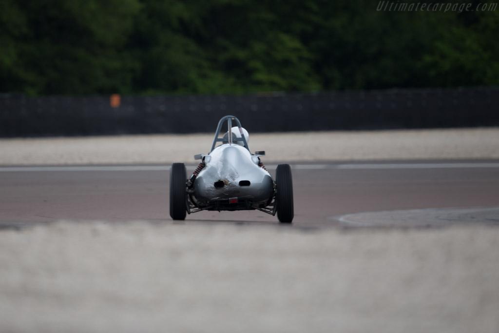 Tojeiro FJ  - Driver: Bill Hemming  - 2016 Grand Prix de l'Age d'Or