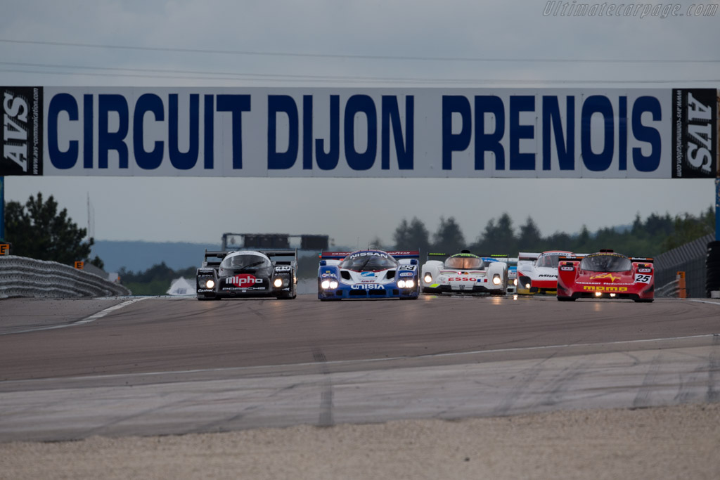 Welcome to the Circuit Dijon-Prenois    - 2016 Grand Prix de l'Age d'Or