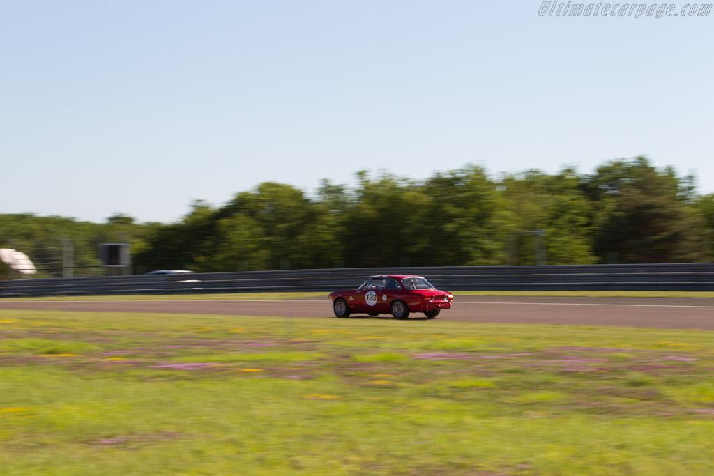 Alfa Romeo 1600 Giulia GTA - Chassis: AR613018 - Driver: Dominique Reinhardt / Daniel Reinhardt  - 2017 Grand Prix de l'Age d'Or