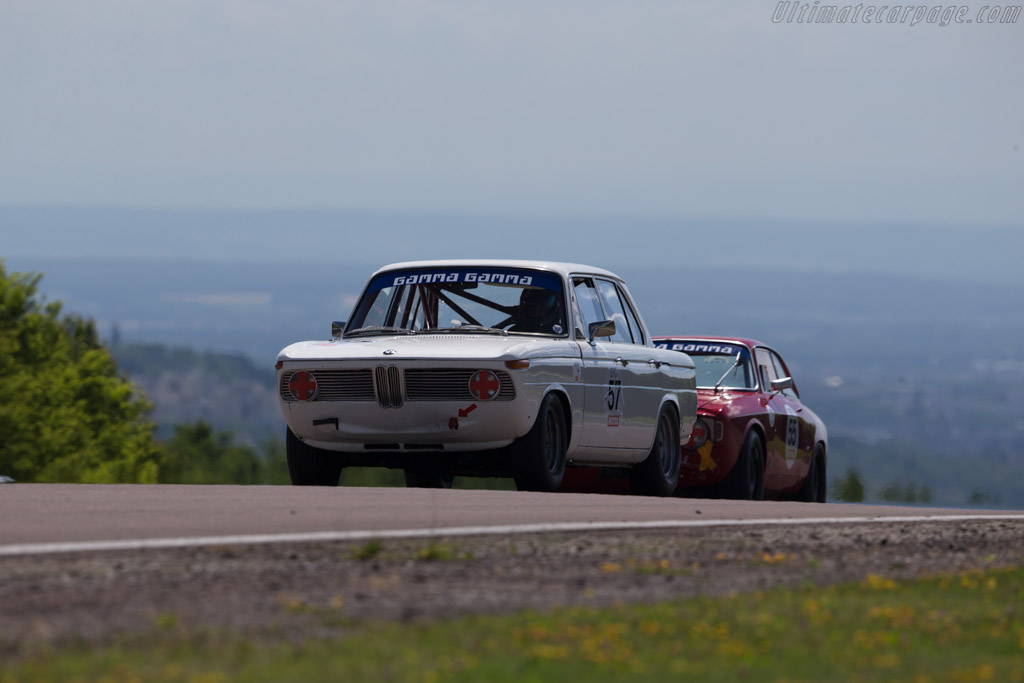 BMW 1800 TI  - Driver: Jakob Rettenmaier / Klara Rettenmaier  - 2017 Grand Prix de l'Age d'Or