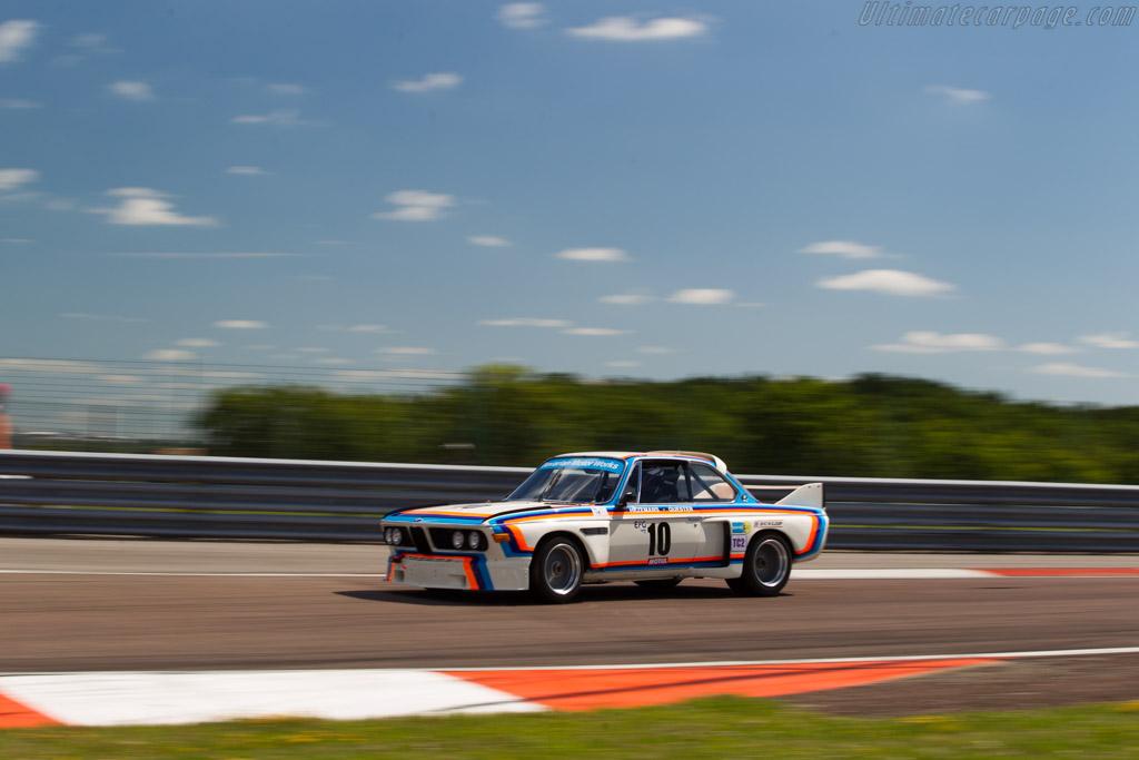 BMW 3.0 CSL - Chassis: 2275998 - Driver: Adrian Brady  - 2017 Grand Prix de l'Age d'Or