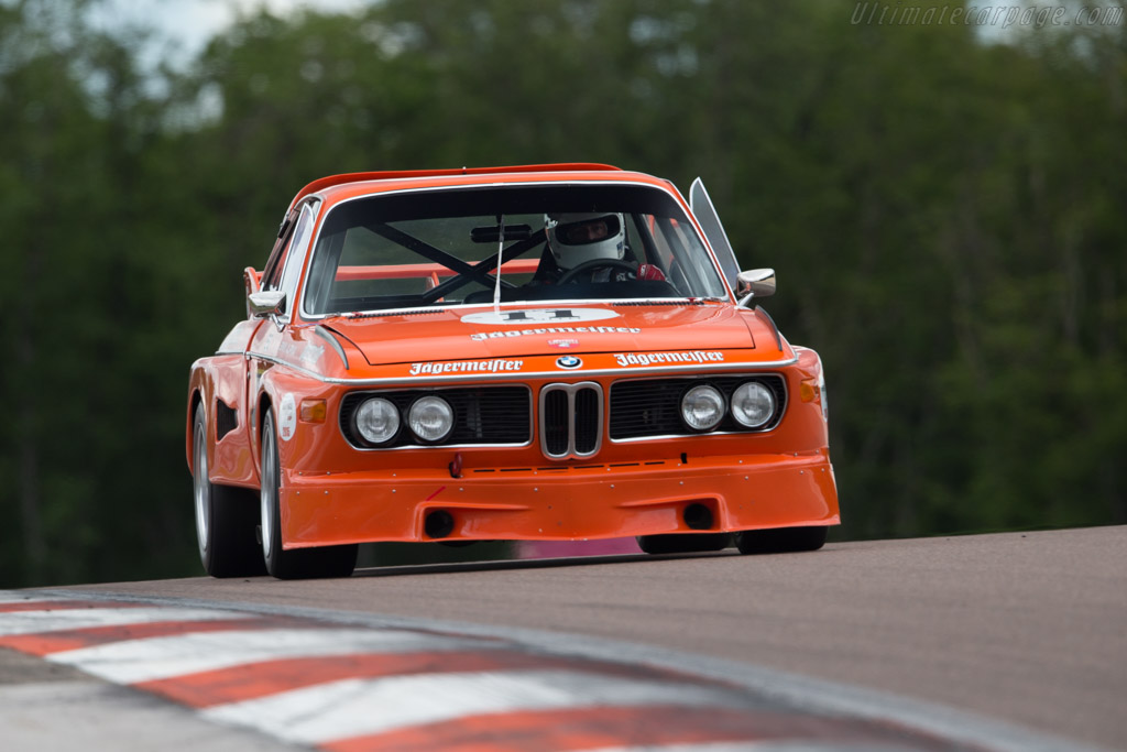 BMW 3.0 CSL - Chassis: 2285390 - Driver: Charles Firmenich  - 2017 Grand Prix de l'Age d'Or