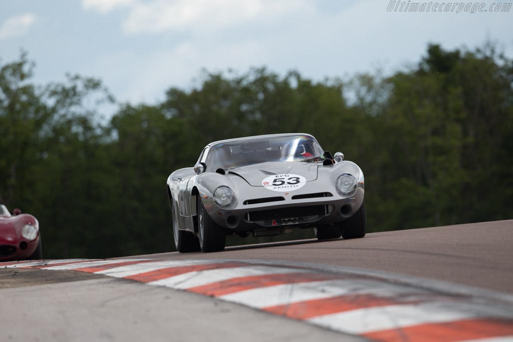 Bizzarrini 5300 GT - Chassis: B 0227 - Driver: Heiner Oettli  - 2017 Grand Prix de l'Age d'Or