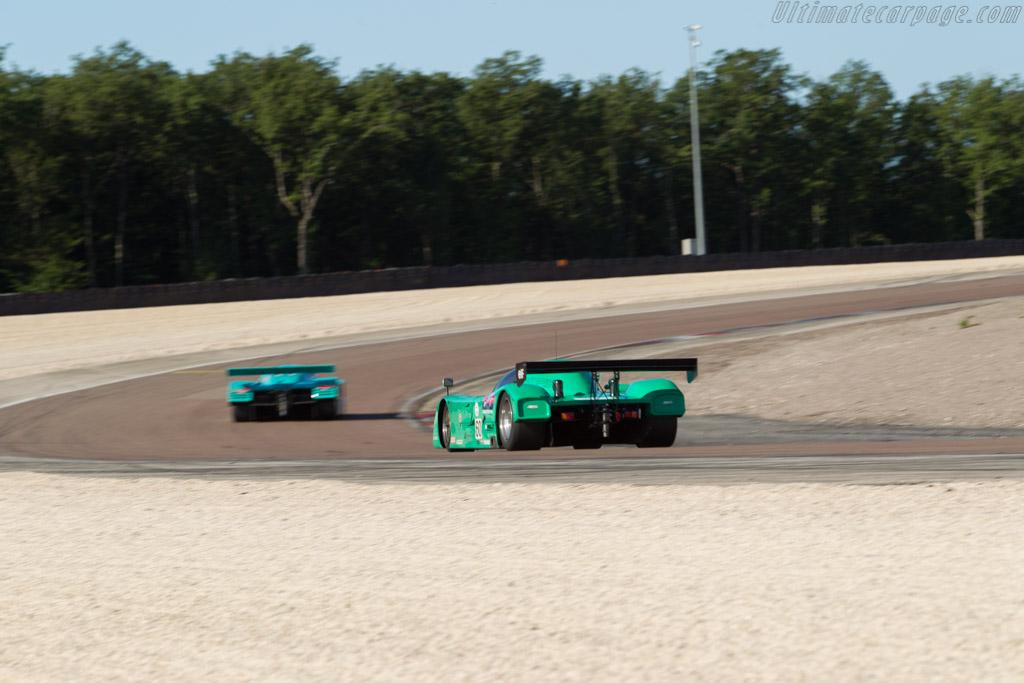 Cheetah G606 - Chassis: 002 - Driver: Eric Rickenbacker  - 2017 Grand Prix de l'Age d'Or