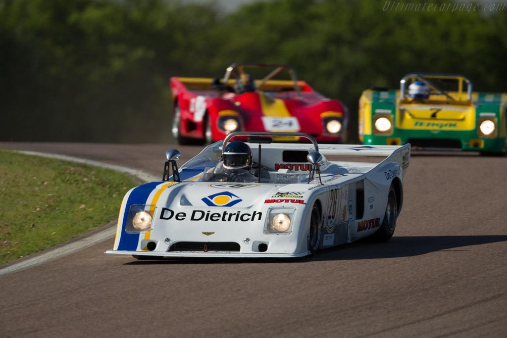 Chevron B36 - Chassis: 36-76-07 - Driver: Claude le Jean / Lucien Rossiaud  - 2017 Grand Prix de l'Age d'Or