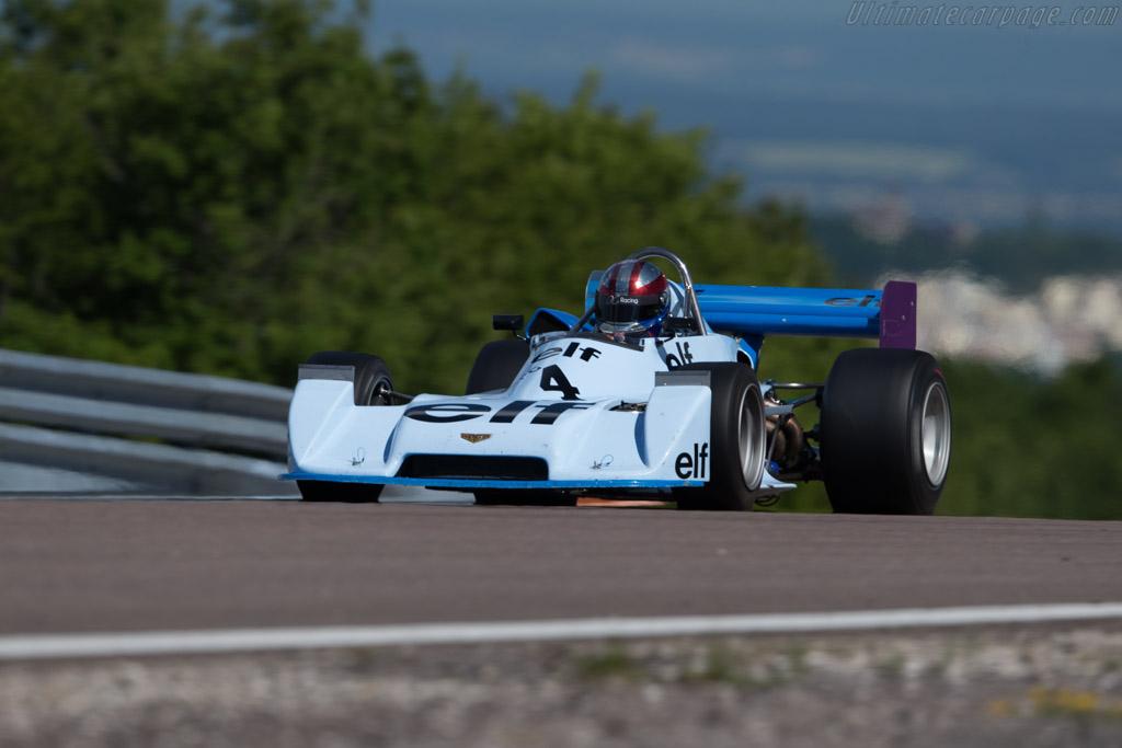 Chevron B40 - Chassis: B40-77-08 - Driver: Martin O'Connell  - 2017 Grand Prix de l'Age d'Or