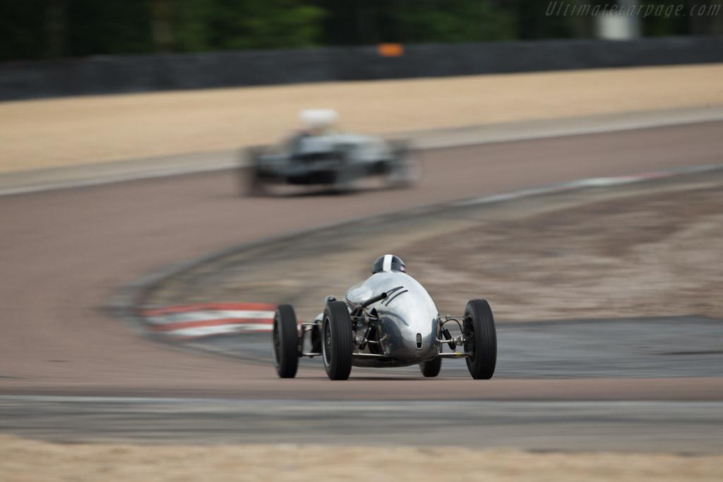 Cooper T41  - Driver: Sid Hoole  - 2017 Grand Prix de l'Age d'Or
