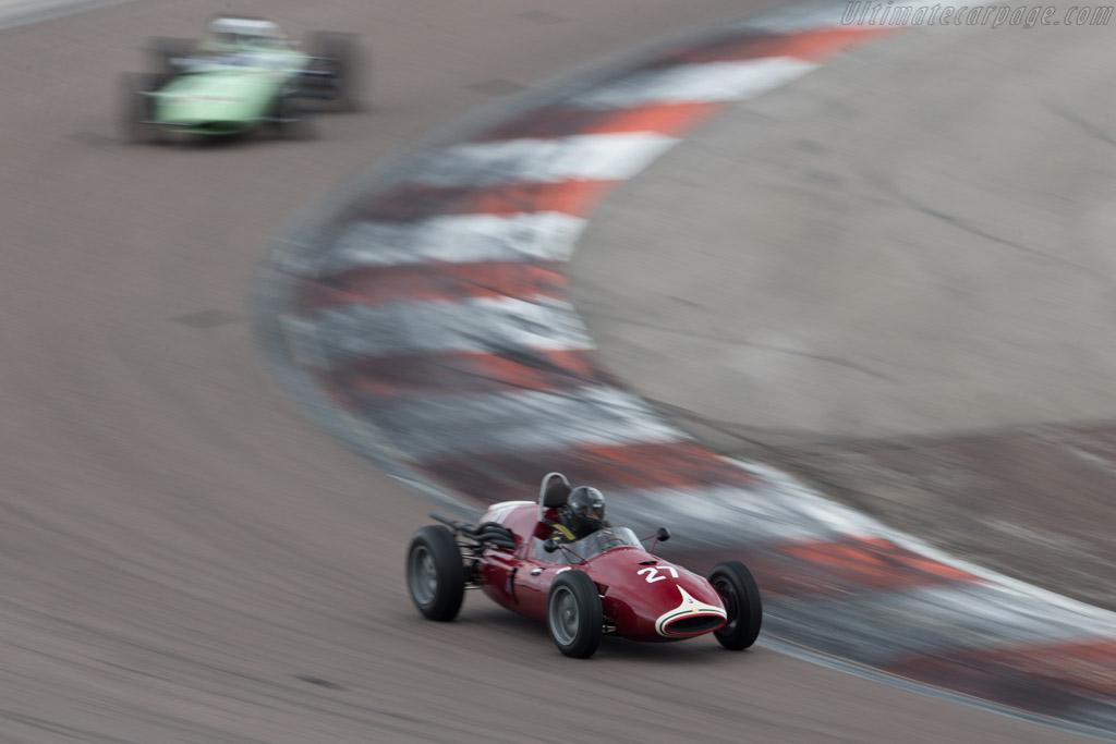Cooper T51 - Chassis: F2-16-59 - Driver: Chris Wilson  - 2017 Grand Prix de l'Age d'Or