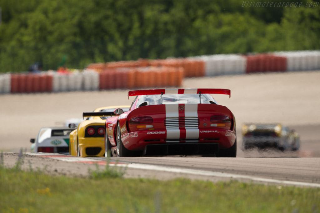Dodge Viper GTSR - Chassis: C13 - Driver: David Ferrer  - 2017 Grand Prix de l'Age d'Or