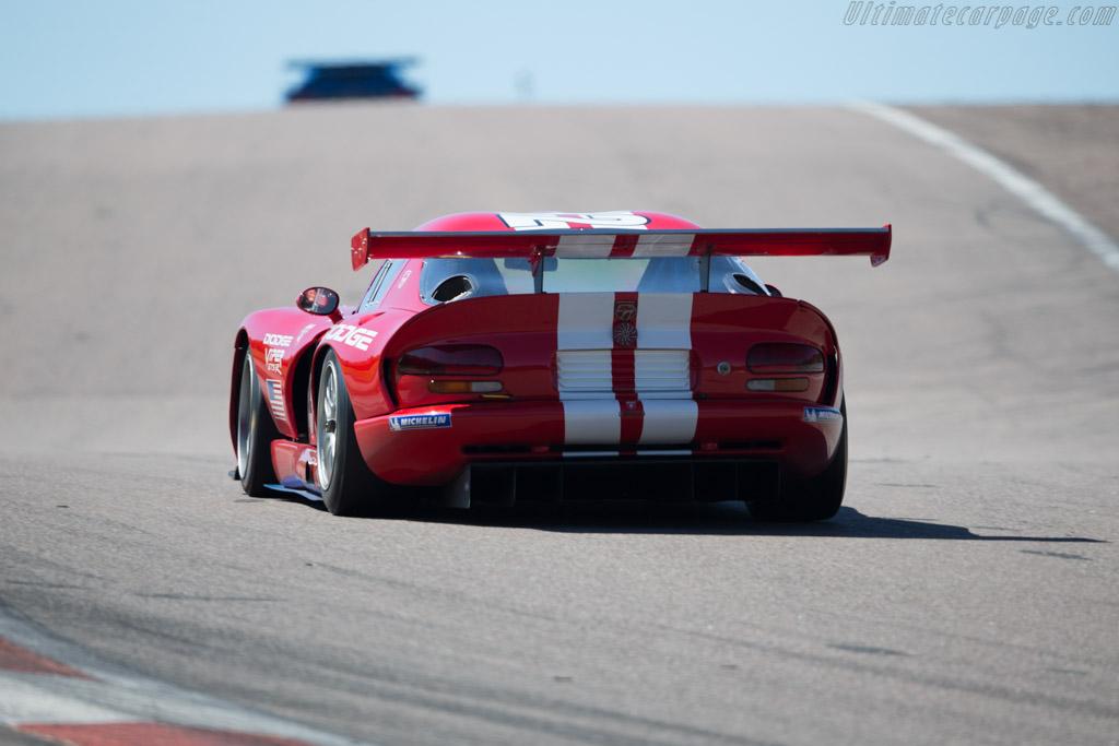 Dodge Viper GTSR - Chassis: C37 - Driver: Xavier Galant  - 2017 Grand Prix de l'Age d'Or