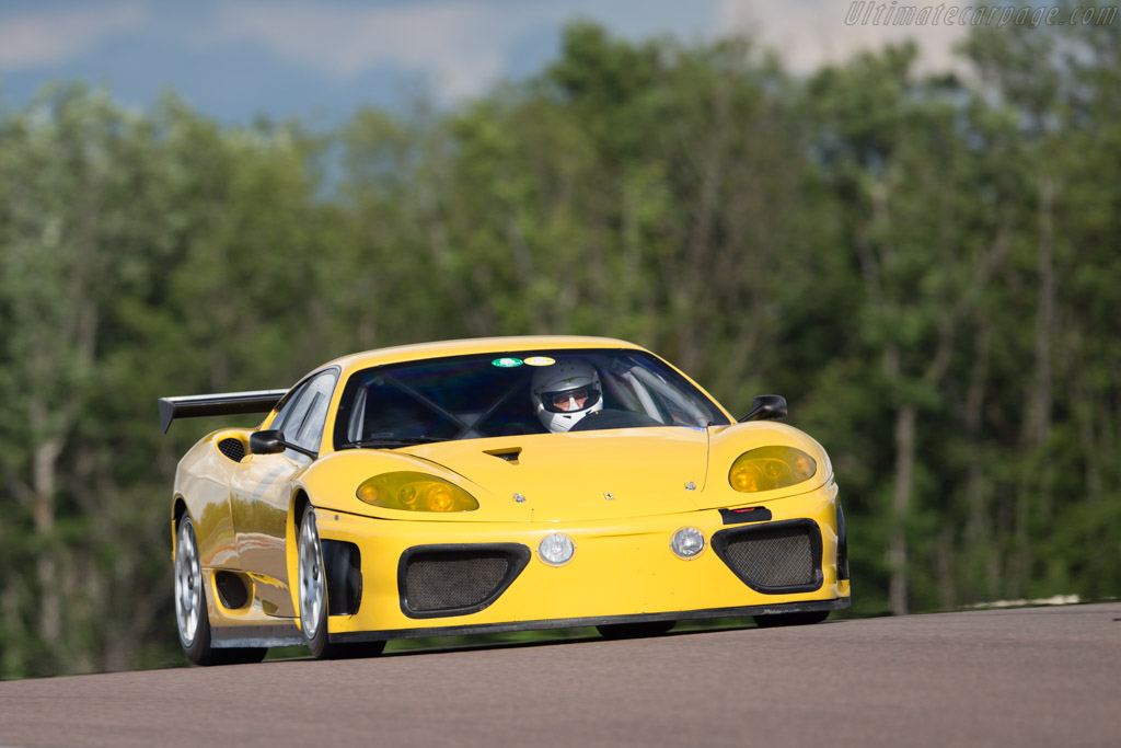 Ferrari 360 GT - Chassis: 008M   - 2017 Grand Prix de l'Age d'Or