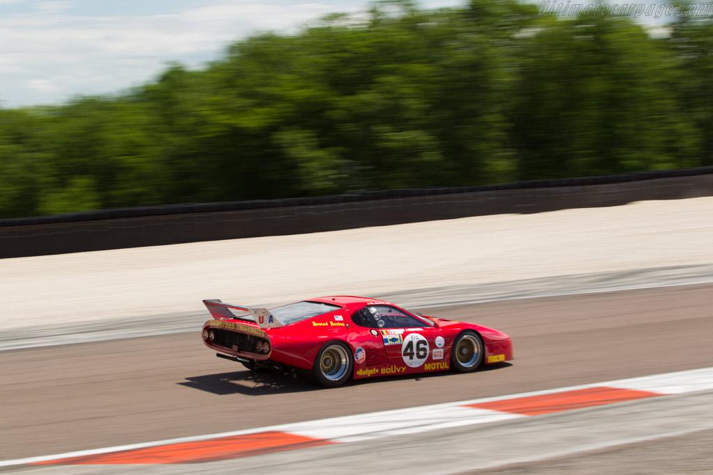 Ferrari 512 BBLM - Chassis: 35525 - Driver: Christian Bouriez  - 2017 Grand Prix de l'Age d'Or