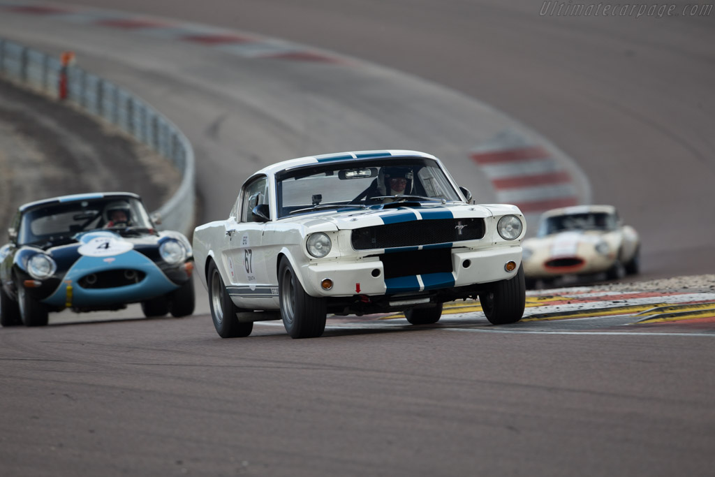 Ford Shelby Mustang GT350 - Chassis: SFM6S508 - Driver: Thomas Studer - 2017 Grand Prix de l'Age d'Or
