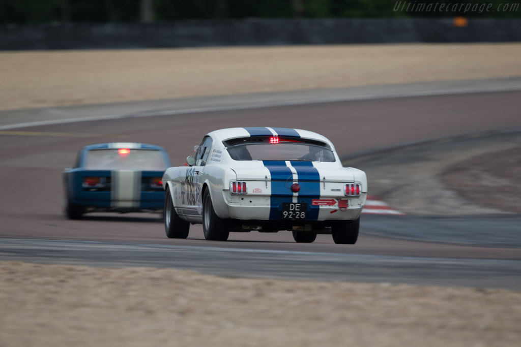 Ford Shelby Mustang GT350 - Chassis: SFM5S168 - Driver: Armand Adriaans / Kristoffer Carteninan  - 2017 Grand Prix de l'Age d'Or