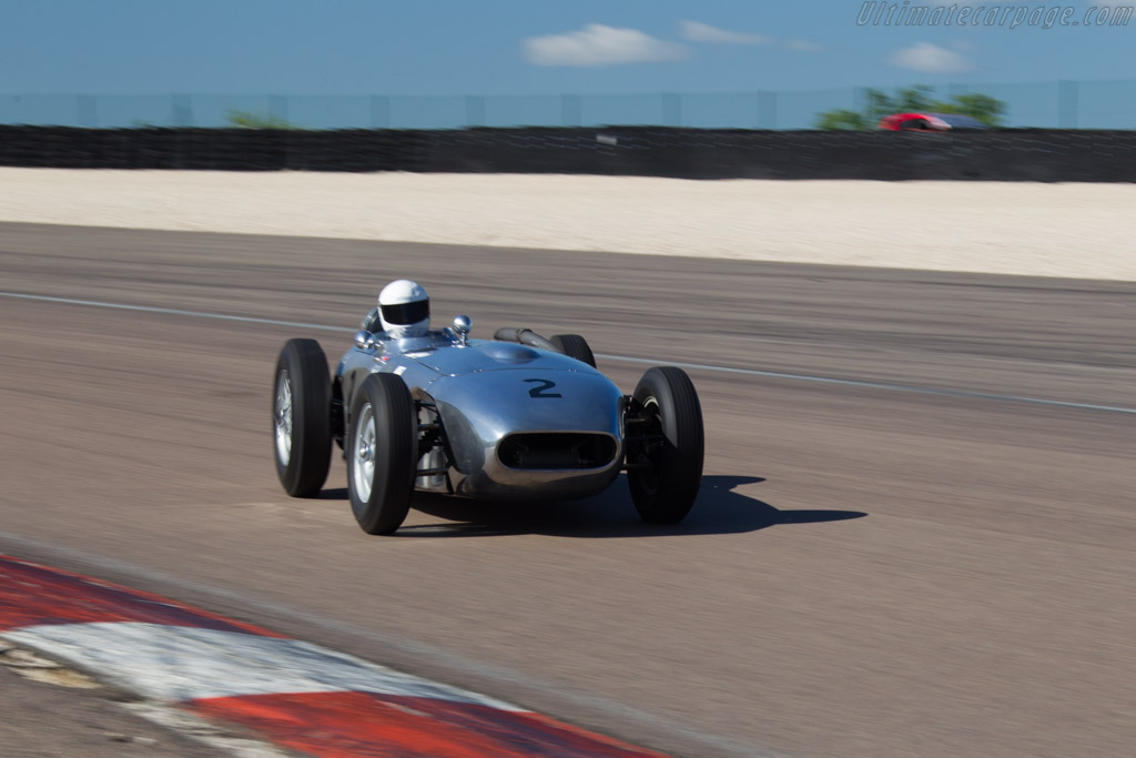 Lister Monzanapolis - Chassis: BHL 109 - Driver: Rod Jolley  - 2017 Grand Prix de l'Age d'Or
