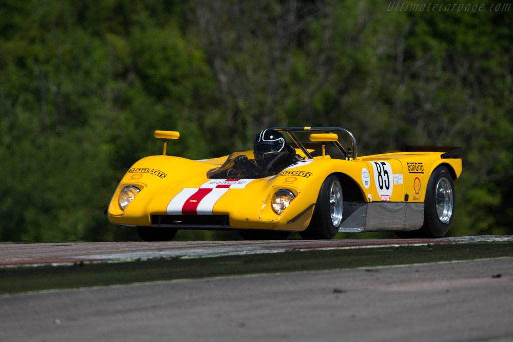 Lola T210 - Chassis: SL210/01 - Driver: Graham Adelman / Andy Willis  - 2017 Grand Prix de l'Age d'Or