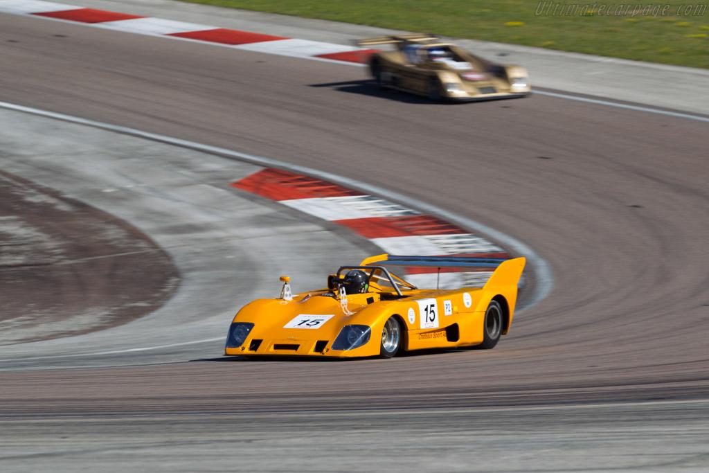 Lola T290 - Chassis: HU23 - Driver: Michel Baudoin  - 2017 Grand Prix de l'Age d'Or