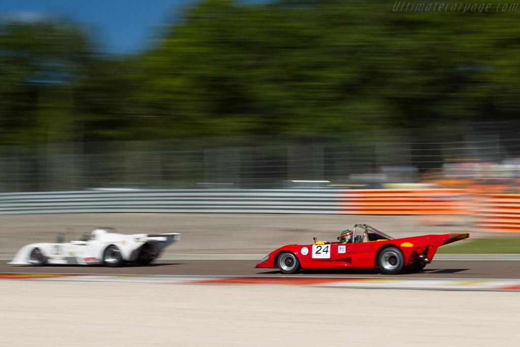 Lola T298 - Chassis: HU99 - Driver: Manuel Monteiro  - 2017 Grand Prix de l'Age d'Or
