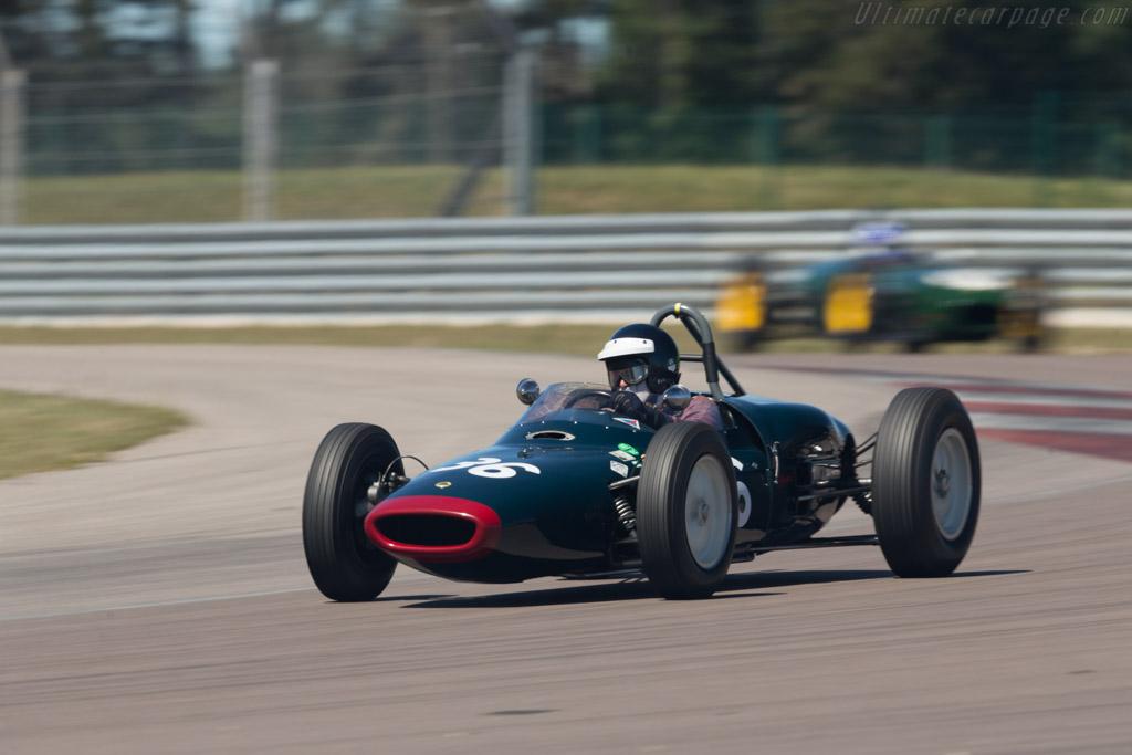 Lotus 18/21 - Chassis: P2 - Driver: Erik Staes  - 2017 Grand Prix de l'Age d'Or
