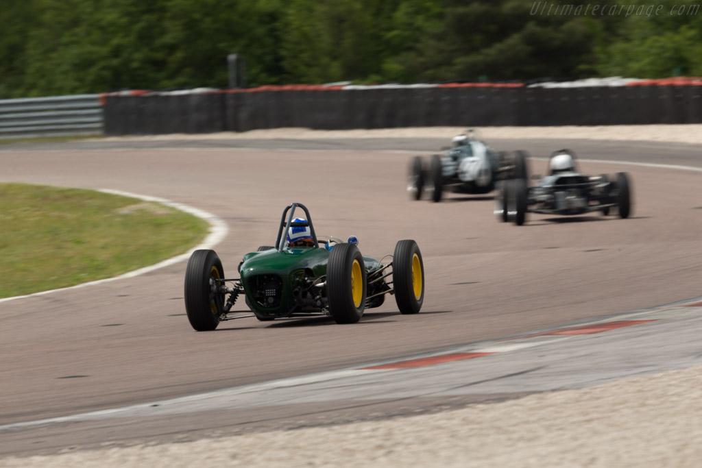 Lotus 18 Climax - Chassis: 370 - Driver: Andrea Guarino  - 2017 Grand Prix de l'Age d'Or