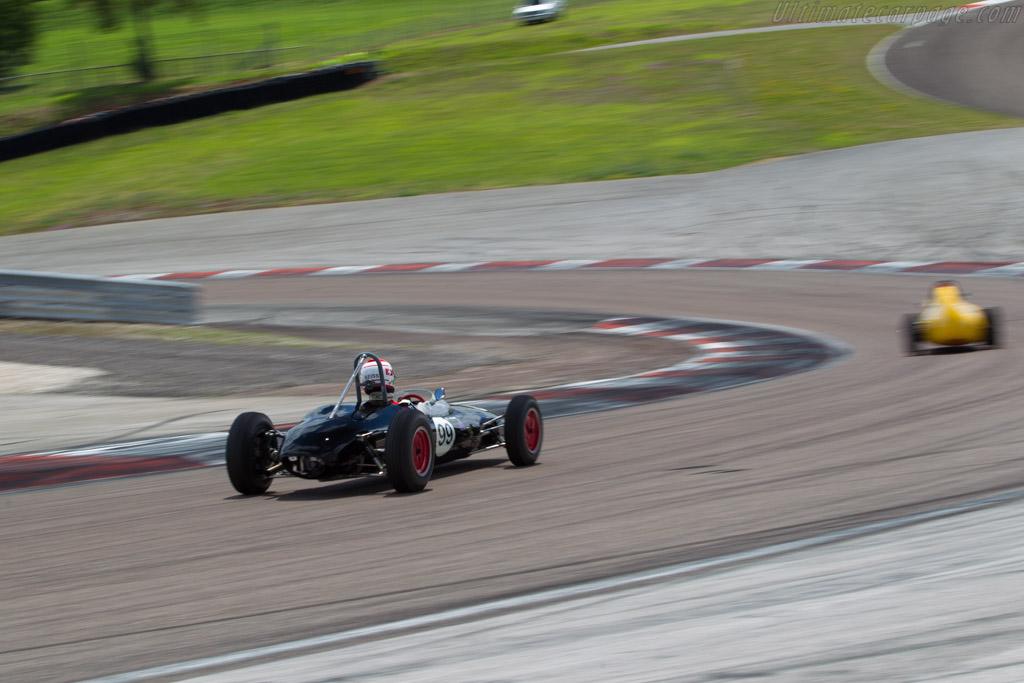 Lotus 22 - Chassis: 22-47 - Driver: Serge Kriknoff  - 2017 Grand Prix de l'Age d'Or