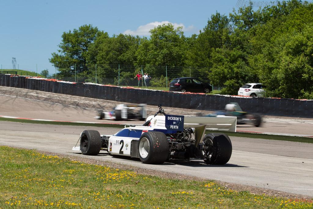 March 772 - Chassis: 772-3 - Driver: Matthew Watts  - 2017 Grand Prix de l'Age d'Or
