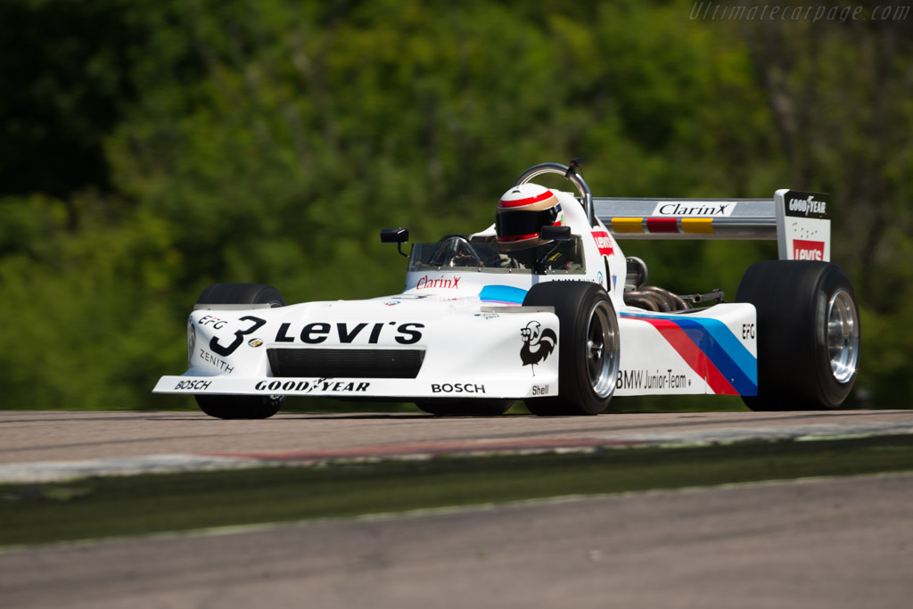 March 782 - Chassis: 782-15 - Driver: Marc Devis  - 2017 Grand Prix de l'Age d'Or